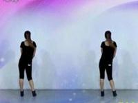 蓝莓思洁广场舞《人生嘉年华》原创动感56步 附口令分解动作教学演示