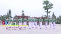 湖南省岳阳向阳社区舞队 泛水荷塘 表演 团队版