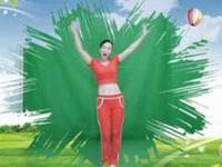 叶梦健身舞《跟我一起飞》原创舞蹈 正背面分解演示