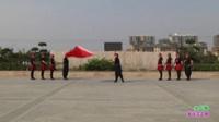 新乡县张青社区舞蹈队广场舞 雪山阿佳 表演 团队版