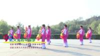 焦作和阳健身舞蹈队 火火的中国梦 表演 团队版