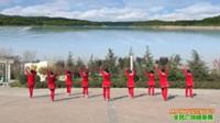 陕西华州瓜坡过村姐妹舞蹈队 【男人有了钱就变了坏】 表演 团队版