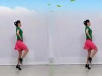 大自然广场舞《九九女儿红》原创热身步子舞 附口令分解动作教学演示