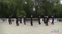 郑州市红太阳广场舞舞蹈队 我的九寨 表演 团队版