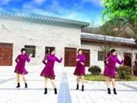 蝶依广场舞《绽放梦想》原创舞蹈 附正背面演示及口令分解动作教学