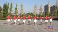 明光大郢翠韵广场舞 漂亮小妹 表演 团队版