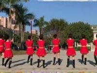 笑春风广场舞《潇洒走一回》原创32步 团队表演教学