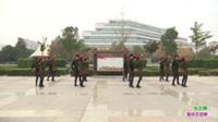 新乡市水兵舞战队广场舞 印度风情 表演 团队版