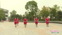 河南省信阳市潢川余店广场舞队广场舞  再唱山歌给党听 表演 团队版