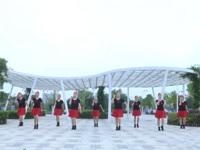 湖南郴州汝城妖妖舞蹈队广场舞 嫁你呀 表演 团队版