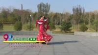 北京市展览馆李宝岩舞蹈队张乃军岳琴 又见山里红(慢四) 表演 团队版