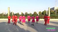 新乡县美丽西石碑广场舞 只愿做你的新娘 表演 团队版
