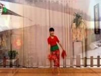 蝶恋习舞日记《东北偏北的地方》原创手绢舞 附正背面口令分解教学演示