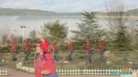 陕西华州赤水沙弥舞蹈队广场舞《北江美》表演 团队版