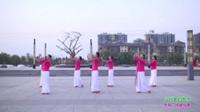 新乡杏庄舞动青春舞蹈队广场舞 山谷里的思念 表演 团队版