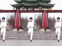麒麟广场舞《黄飞红》原创32步步子舞 附正背面口令分解教学演示