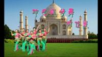 海之韵广场舞  阿佳丽 正背表演与动作分解 团队版