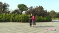 河南省信阳市体育舞蹈协会 胡朱莲 郑卫东  吉特巴 火辣辣的爱 表演 双人版