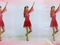 上海伟伟广场舞《舍不得》原创舞蹈 附教学口令分解动作演示