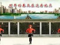 广州太和珍姐广场舞《一曲相送》原创水兵舞 附口令分解动作教学演示