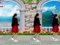 代玉广场舞《相伴一生》原创32步 编舞五阿哥 正背面演示