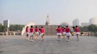 河南禹州山货乡大禹梦想舞蹈队广场舞 一起走天涯 表演 团队版