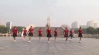 河南禹州韩城办西十里舞蹈队广场舞 前世今生的轮回 表演 团队版