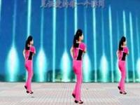 定州秋天雨广场舞《三天dj》原创32步分解教学现代舞演示