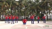 广东省湛江市雷州市北和镇北和中心姐妹队 华丽出场 表演 团队版