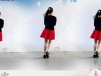 阿真广场舞《前世今生的轮回》原创舞蹈 正背面演示