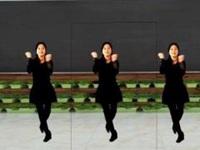 山上之光广场舞《别把寂寞当缘分》原创32步 附口令分解动作教学演示