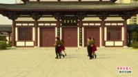 河南省洛阳市方圆舞队广场舞  草原的夏天 表演 团队版