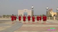 原阳西关健身舞蹈队广场舞 需要你陪 表演 团队版