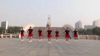 河南禹州韩城办西十里舞蹈队广场舞 再唱山歌给党听 表演 团队版