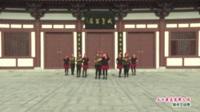 河南省洛阳市会盟双愧水兵舞队广场舞  天下最美花舞人间. 表演 团队版