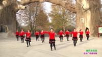 延津县马庄广场舞 爱把我包围 表演 团队版