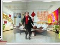 爱尚紫罗兰广场舞《预约》编舞杨丽萍 正背面演示