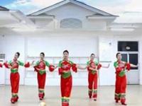 刘荣广场舞《好女要嫁好人家》原创舞蹈 正背面口令分解动作教学演示