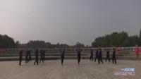 天津宏程艺术团舞蹈队广场舞 一壶老酒 表演 团队版