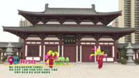 河南省洛阳市歌舞飞扬舞蹈队广场舞  开门红 表演 团队版