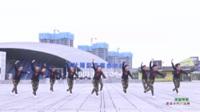 湖南常德新天地广场舞队 英雄赞歌 表演 团队版