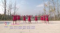 江西崇仁南阜公园开心久久舞蹈队广场舞 中国冲冲冲 表演 团队版
