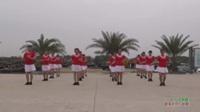 广东省湛江市麻章区太平镇望海楼舞队 女人没有错 表演 团队版