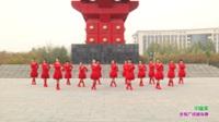 获嘉县徐营镇广场舞俱乐部广场舞 中国美 表演 团队版