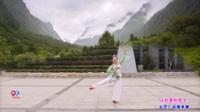 芜湖园舞飞扬队广场舞 山谷里的思念 表演 个人版