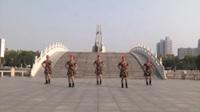 河南禹州余楼新星舞蹈队广场舞 情歌赛过春江水 表演 团队版