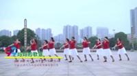 湖南娄底广场舞协会 妈妈的歌谣 表演 团队版