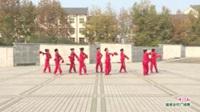 河南省偃师市洛阳吉祥舞蹈队广场舞  开门红 表演 团队版
