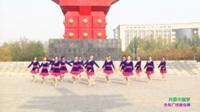 获嘉县职王村社区舞蹈队广场舞  共圆中国梦 表演 团队版