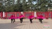 河南省洛阳市新安县磁涧镇姚家岭舞蹈队广场舞  吉祥中国年 表演 团队版
